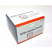 Alcohol Swabs BD 100PCS