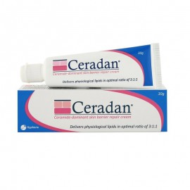 Ceradan Ceramide-Dominant Repair Cream 30G