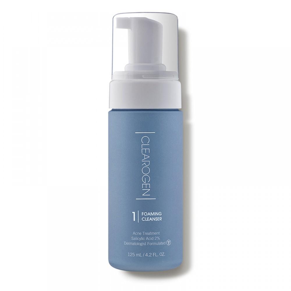 Clearogen Foaming Facial Cleanser (4.2 oz.) 124ML