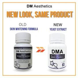 DM Aesthetics Skin Whitening Formula 30 Capsules