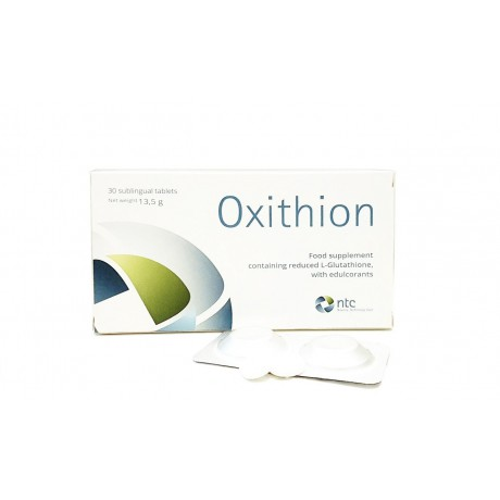 Oxithion Tab 30' (Sublingual Tablets)