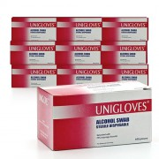 Alcohol Swab Unigloves 100 PIECES/BOX