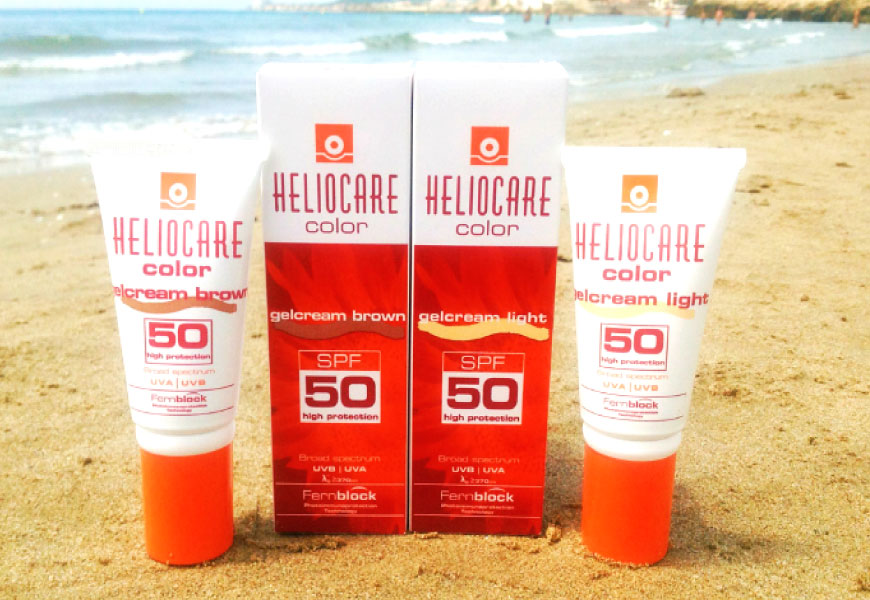 Heliocare Sunscreen Protection